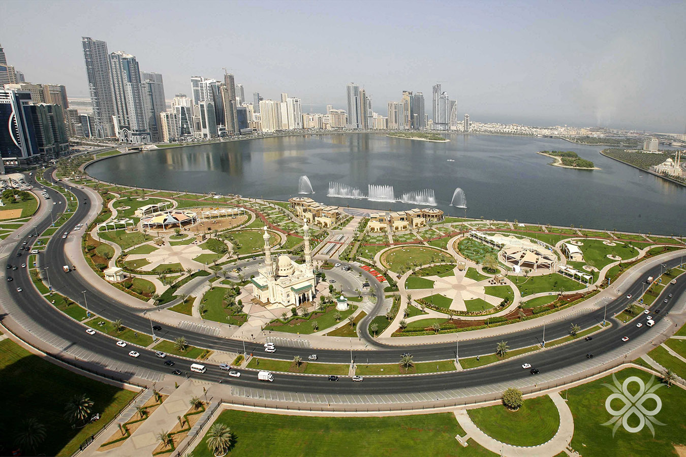 Al-Majaz Waterfront Development