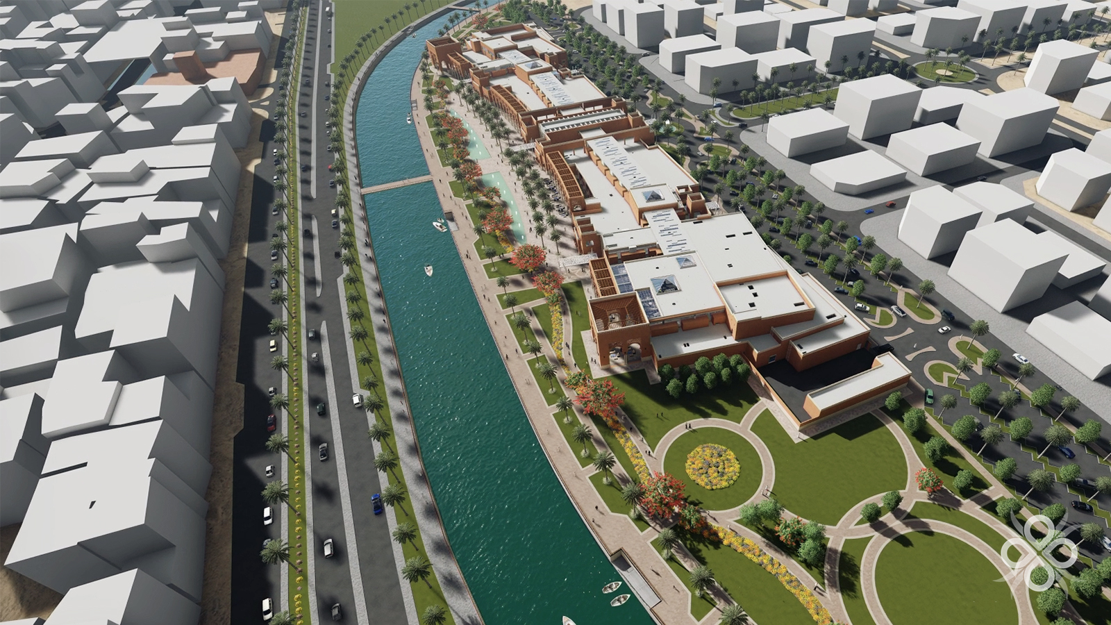 Dibba Al-Hisn Retail Development