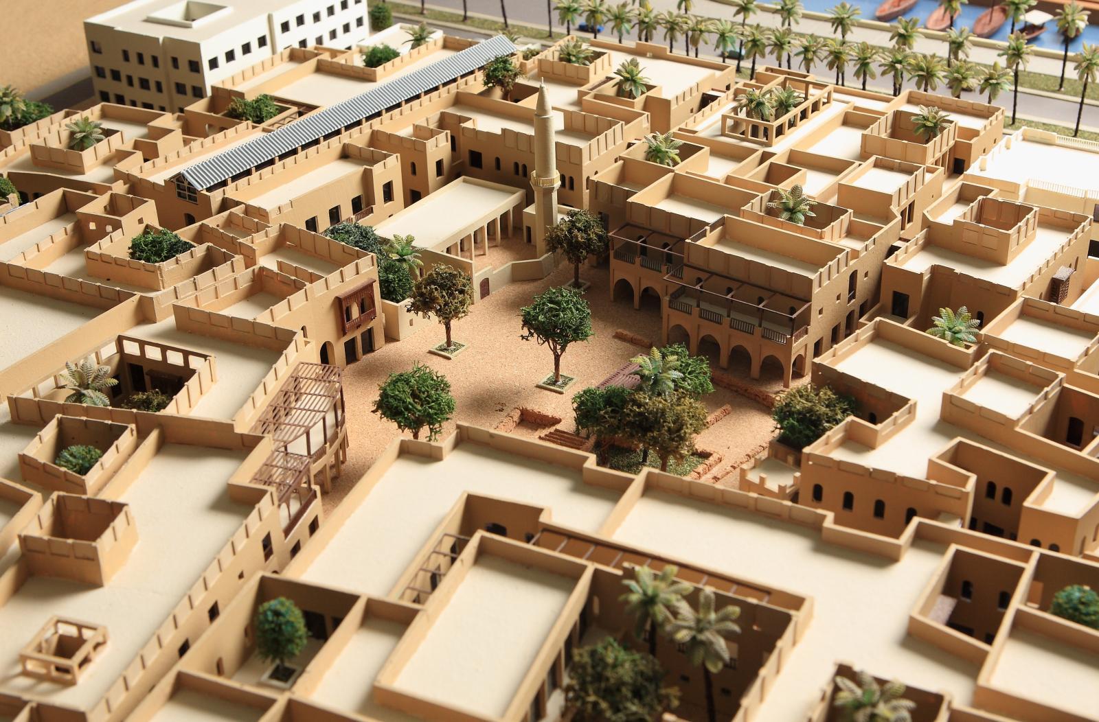 Wael Al-Masri Planners & Architects - WMPA   Kuwait Heritage Village